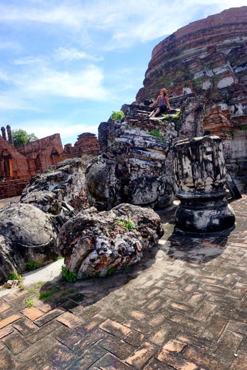 Reach high - Wat Kudi Dao