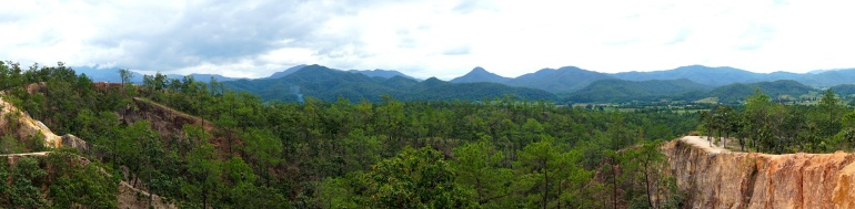 Great View @ Pai Canyon