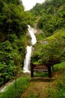 Mae Pan Waterfall @ Doi Inthanon Nationalpark