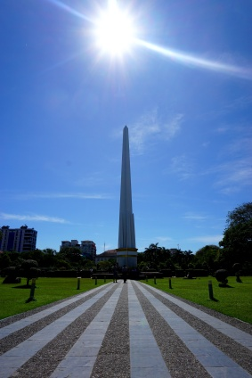 The Independence Monument