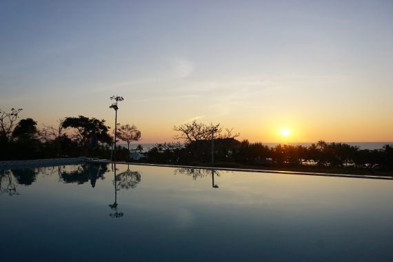 Infinity Pool at Lover View