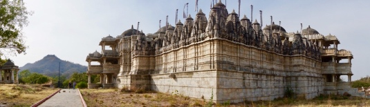 Ranakpur Temple - known as the Jain Temple