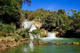 Waterfall-time